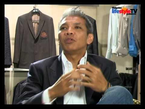 Malaysian Lifestyle TV - Malaysian Designer - BON ZAINAL