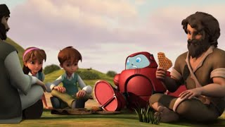 Superbook - John the Baptist - Season 2 Episode 6 - Full Episode (Official HD Version)