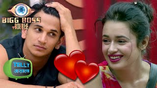bigg boss 9 prince confesses his love to yuvika
