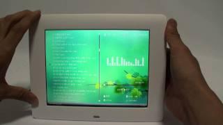 [디지털 액자] 추석 부모님 효도선물 디지털 액자(CA…