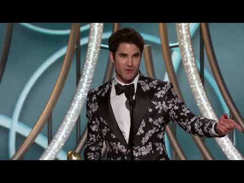 Darren Criss | Thanks Filipino mom | Golden Globe 2019 Mp3