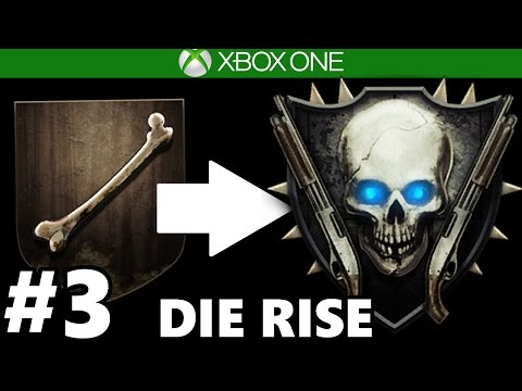 4 WONDER WEAPONS RUN IN DIE RISE! Call of Duty Black Ops 2 Zombies Gameplay | therelaxingend ...