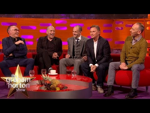 Cast Overwhelmed by the Trainspotting Phenomenon  The Graham Norton