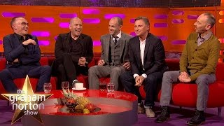 Cast Overwhelmed by the Trainspotting Phenomenon - The Graham Norton Show