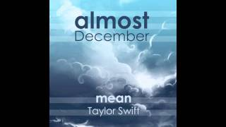 "Taylor Swift - ""Mean"" (Pop Punk Cover) - Almost December"