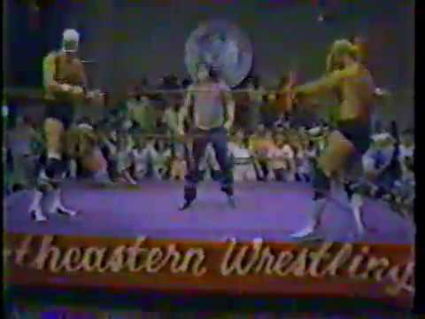 Southeastern Championship Wrestling Highlights May 1984