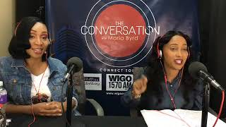 Special Guest Mintoria Webb PT 2/3 - The Conversation with Maria Byrd