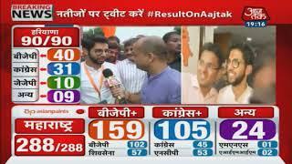 Maharashtra Results: वर्ली से Aditya Thackeray की जीत, फिर क्या कहा, सुनिए