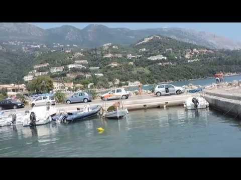 Ipsos Pirgi beach Corfu