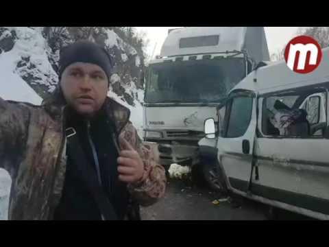 Интервью водителя грузовика