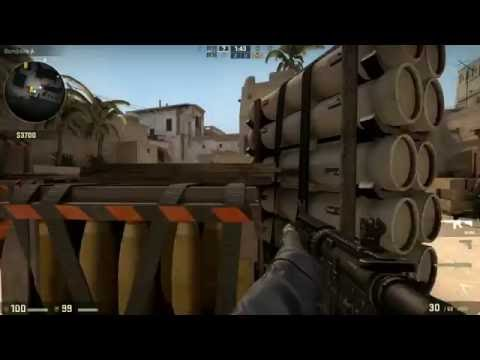 CS GO - counter strike global offensive gameplay - Part 3  Gungame Deathmatch