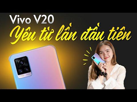 """""""Vivo V20"""" quá Tuyệt Vời trong tầm giá"""