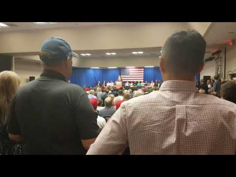 Assembly Member Chris Edwards Attacks Hillary Clinton... On Benghazi