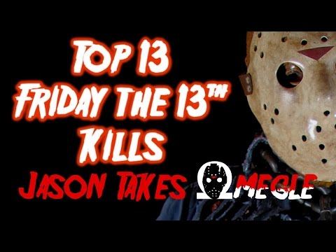 Jason Takes Omegle's Top 13 Friday the 13th Kills