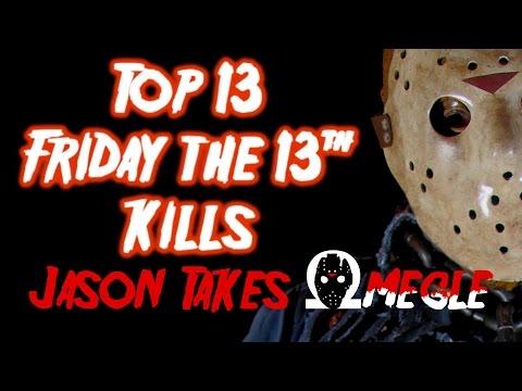 Jason Takes Omegle's Top 13 Friday the 13th Kills