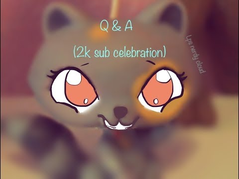 Need questions for Q & A (2k celebration) | lps nerdy cloud productions