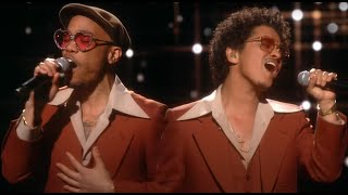 Bruno Mars, Anderson .Paak, Silk Sonic - Leave the Door Open [LIVE from the 63rd GRAMMYs ® 2021]