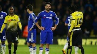Video Gol Pertandingan Watford vs Chelsea