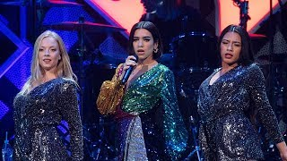 Dua Lipa Live From The 2018 Z100 39 s Jingle Ball.mp3