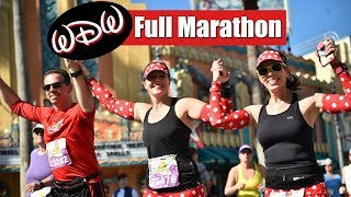 runDisney's 2018 Walt Disney World Full Marathon: Day 4 of the ...