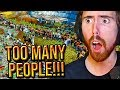 ASMONGOLD DESTROYS THE SERVER - The Biggest World PVP Event EVER (Classic WoW)