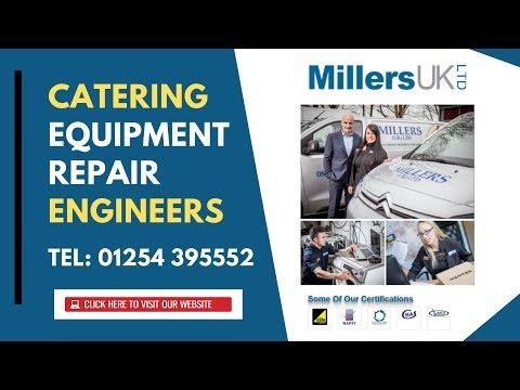 Catering Equipment Repair Engineers North West UK   Miller's UK Tel ☎️ 👉: 01254 395552