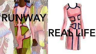 How to Design from Runway to Real Life