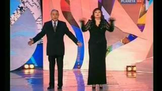 Евгений Петросян и Елена Степаненко..(Психи)