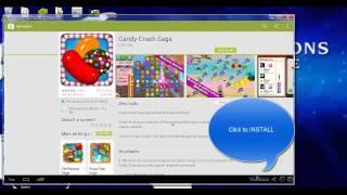 Candy Crush Saga game FREE download for PC