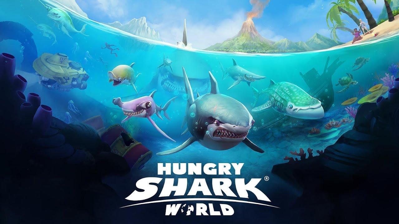 juegos de tiburones que comen personas