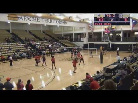 Volleyball: Tyler vs Navarro College