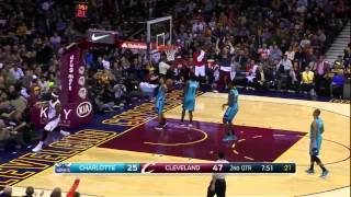 Charlotte hornets vs cleveland cavaliers full game highlights jan 23, 2015