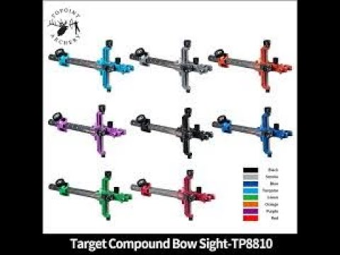 Topoint Target Compound Sight