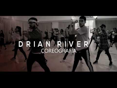 Ozuna - Se Preparó - Choreography Adrian Rivera Ft. Diego Herrera
