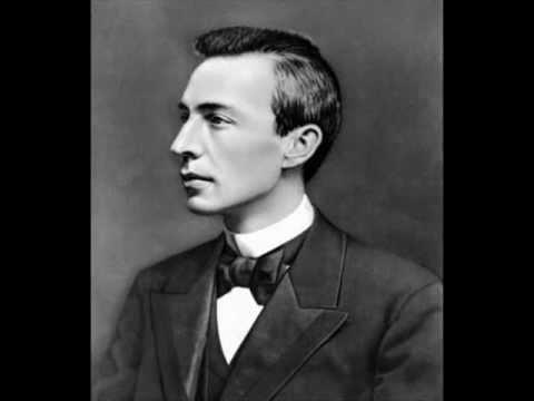 Zurab Sotkilava - Не пой красавица при мне ( Sergei Rachmaninoff )