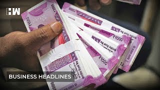 Business Headlines: Tax sleuths bust Hawala racket worth 20,000 crores