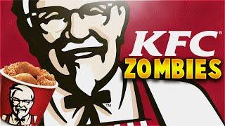 HILARIOUS KFC 2.0 Custom Zombies Map! (WaW Modded Zombies) w/ @MrZombiesClutch