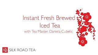 How To Make Instant Iced Tea
