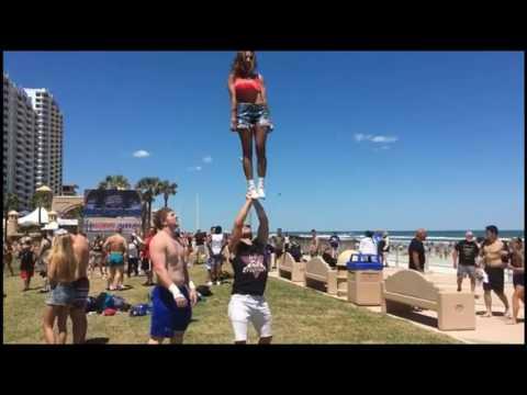 Must see cheerleading stunts tricks compilation