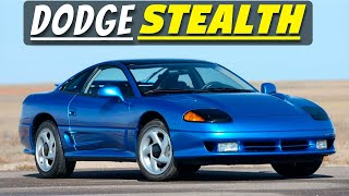 Dodge Stealth - History, Major Flaws, & Why It Got Cancelled (1991-1996) - The Domestic JDM Failure