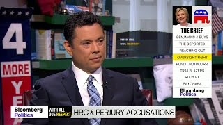 Rep. Chaffetz on Why Clinton Should Face Perjury Charges