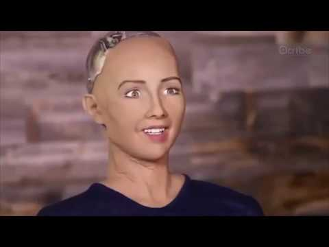 Sophia, the first humanoid robot to be granted citizenship