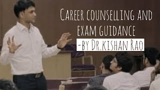 Career Counselling and Exam preparation guidance for MBBS students by Dr.Kishan Rao   The White Army