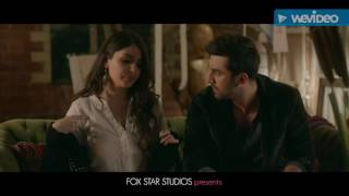 ae dil hai mushkil movie s official dialogue