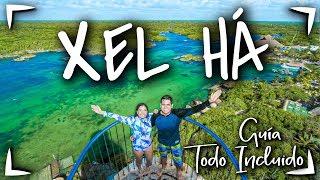 Download XEL HA TODO INCLUIDO 🔴Guía COMPLETA ►TODAS las actividades en 1 DÍA ► Precio y tips XELHA by XCARET