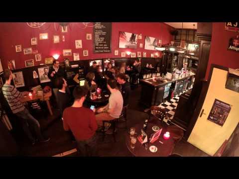 Rotterdam bar timelapse