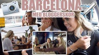 VLOGG - Barcelona med bloggerskor!