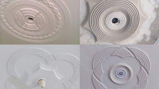 Roof fan Box p o p Ring design / Rk p.o.p contractor