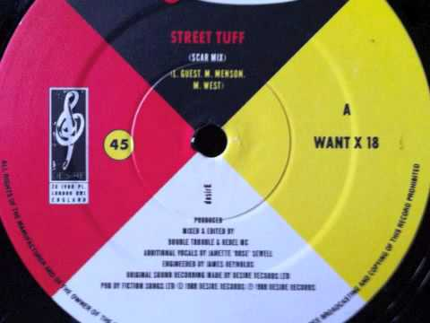 Rebel MC - Street Tuff