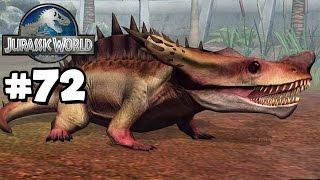 Jurassic World: The Game   GODZILLA CROCODILE (Gameplay Part 72)